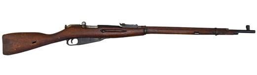 Russian M91/30 Mosin Nagant Rifle, Bolt Action 7.62x54R - Various Condition