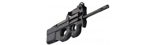 """FN PS90 RD Black 5.7X28mm 16"""" 30rd Red Dot Sight"""