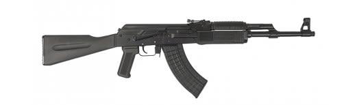 Vepr AK-47 7.62x39, 16.5 in Barrel, Black Polymer Stock and 2 Magazines - FM-AK47-11