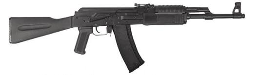 Vepr AK-74 5.45x39, 16.5 in Barrel, Black Polymer Stock - FM-AK74-11