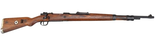 Czech BRNO K-98, 8mm, 5 Round Bolt Action, G /VG Surplus Condition - W / Minor Cracked Stocks