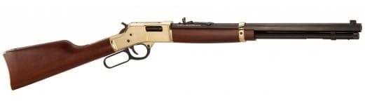 Henry Big Boy 44MAG/SPL Rifle, 20in Barrel Large Loop Lever - H006L