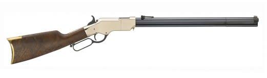 """Henry Original Rare Carbine 44-40 Rifle, 20.4"""" Octagonal Barrel Walnut Brass Buttplate - H011R"""