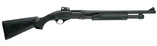 Interstate Arms Hawk 982 Pump Action Shotgun