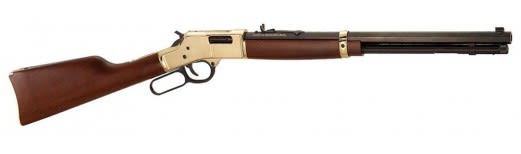 """Henry Repeating Arms Big Boy Model H006 Standard Lever Rifle .44 Magnum 20"""" BBL"""