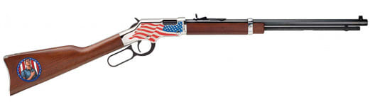 Henry H004SFF Golden Boy Stand For the Flag 22LR