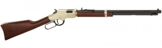 Henry Golden Boy .22LR w Brass Frame - HRAC H004