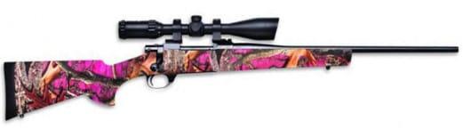 """Legacy Sports Howa HGR36707FWC Ranchland Foxy Woods Camo 20"""" w/ 3.5-10x44 Scope"""