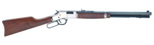 Henry Big Boy Silver .357 Magnum 38 SPL Rifle - H006MS