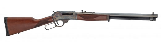 "Henry 30-30 Steel Rifle, 20"" Octagon BBL Case Hardened - H009CC"