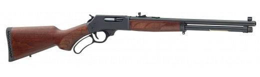 Henry 45-70 Rifle, Steel Rooud Barrel - H010