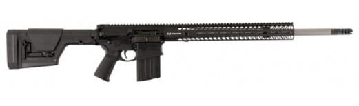 "Stag Arms SA800093 Stag 10S M-Lok Semi-Auto 24"" 10+1 Magpul PRS Black Hardcoat Anodized"