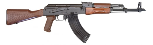 AK-47 Rifle, East German MPI-KM Semi-Auto AK Rifle by J.R.A.