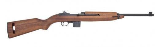 "Auto-Ordnance AOM140 M1 Carbine 30 Caliber Rifle, *CA Compliant* 18"" 10rd Walnut"