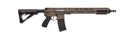 Alex Pro Firearms RI016BB 223 Wylde Match Carbine Burnt Bronze CMC