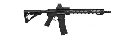 Alex Pro Firearms RI048M 223WYLDE 16 40rd 512 Eotch Black