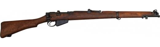 [AUCTION] Enfield #1 MK3 .303 Caliber Bolt Action Rifle. Overall Surplus Good - C & R Eligible