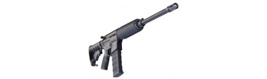 "Del-Ton Echo 316H Slick Side, Optics Ready AR-15 5.56 NATO 16"" Barrel w/ 1- 30 Rd Mag and Free Electro Dot Optic Sight"