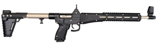 Kel-Tec SUB-2000 Collapsible Rifle .40 S&W M&P Mag - SUB2000-40SW-MP, 15 Round