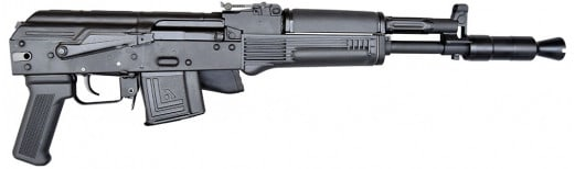 SLR-106C, 5.56x45 AK Style Rifle, Left-Side Folding Warsaw Buttstock