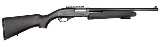 "ATI S-Beam 12G Pump-Action Shotgun w/ Blade Sight, 18.5"" Barrel, Receiver Rail- ATIGMB3R"