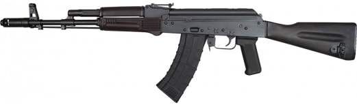 AK-74 Rifle, 5.45 x 39 Caliber, Semi-Auto U.S. / Bulgarian, W / 1-30 Round Magazine, Premium Grade - W / Original Polymer Furniture .....by James River Armory