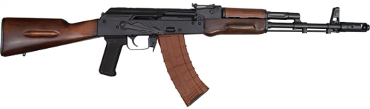 AK-74 Rifle, 5.45 x 39 Caliber, Semi-Auto U.S. / Bulgarian, W / 1-30 Round Magazine, Premium Grade W /Chrome Lined Barrel.....by James River Armory