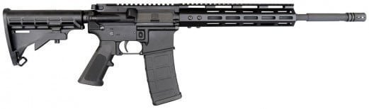 "FedArm AR-15 Mil-Spec Rifle 16"" Barrel, 10"" Free Float M-LOK Rail, .223/5.56- R-AR-556-006"