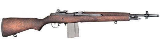 M14 Rifle New - Paratrooper Version, in Original Military Configuration, Walnut, Semi Auto , 7.62x51 NATO / .308 Winchester - By James River Armory.