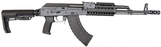 AK-47 Semi-Auto Rifle Riley Defense, 7.62x39, With Mil-Spec Forged Front Trunion, Tactical Style- MFT