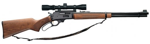 Marlin Firearms 336W 30-30 Rifle, With Scope Blued - 70521
