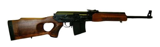 "Russian VEPR 6.5 Grendel Caliber, Rifle w/ 20.5"" BBL Type 1 Standard Sights VPR-65G-02"