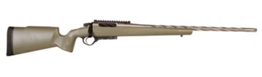 "Seekins Precision 0011710015 Havak Pro Hunter PH1 Semi-Auto 24"" Seekins ProComp CH1 Stock Stainless Steel"
