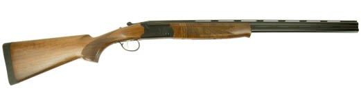 Savage Arms Stevens 555 Over/Under 28GA Shotgun, 26in Barrel 3in Turkish Walnut Stock Blued - 22167