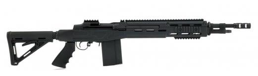 Bula Defense XM21CBR .308 Semiauto Rifle