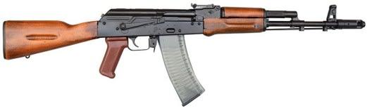 Lee Armory Bulgarian AK-74, 5.45x39 Childer CG2 Receiver - BUL-AK-74-CG2-W