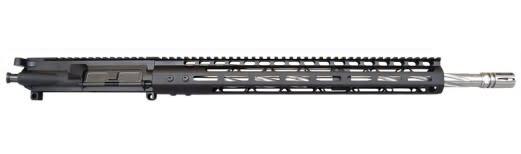 "BCA AR-15 Complete Upper Receiver, 18"" 1:7 .223 Wylde, 15"" M-LOK Free Float Rail"
