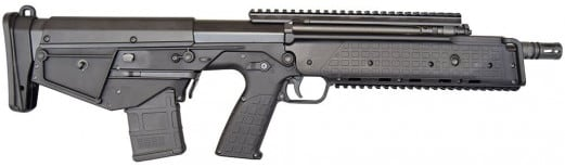"Kel-Tec RDBBLK RDB Downward Ejecting Bullpup Semi-Automatic 223 Remington/5.56 NATO 17.3"" FH 20+1"