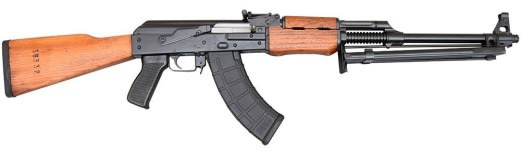 Yugo M72B1 RPK-style Rifle, Semi-Auto, 7.62x39, 30rd, w/Bi-Pod by J.R.A