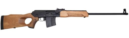 """Russian VEPR 7.62x54r Rifle W / 27.5"""" BBL, Thumb Hole Stock, Walnut"""