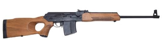 "Russian VEPR 7.62x54R Rifle w/ 23"" BBL, Type 01 Sights, Walnut Thumbhole Stock - VPR-76254-03"