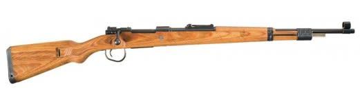 Czech VZ-24 Rifle, 5 Round Bolt Action by BRNO Arms Factory Zbojovka BRNO Chechoslavakia - 7.92 x 57 mm ( 8MM Mauser ) Caliber