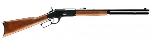 """Winchester 1873 Short .357 Magnum 38 SPL Rifle, 20"""" Walnut - 534200137"""