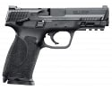 "Smith & Wesson 11524 M&P M2.0 Double 9mm 4.25"" 17+1 TS 3Dot Black Interchangeable Backstrap Grip Black Armornite Stainless Steel"