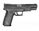 "Springfield Armory XDM952545BE XD(M) Competition Double .45 ACP 5.2"" 10+1 Black"