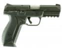"Ruger 8608 American DA/SA 9mm 4.2"" 17+1 Black Polymer Wraparound Grip Black Stainless Steel"