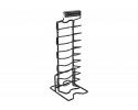 Lockdown 222972 AR-15 Magazine Rack Black