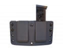 Comptac Twin Warrior MagPouch #1 Ambi Black