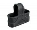Magpul MAG002-BLK Original Magpul 7.62 NATO Rubber Black Finish 3pk