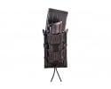 Hsgi 11DD00BK Double Decker Molle Black